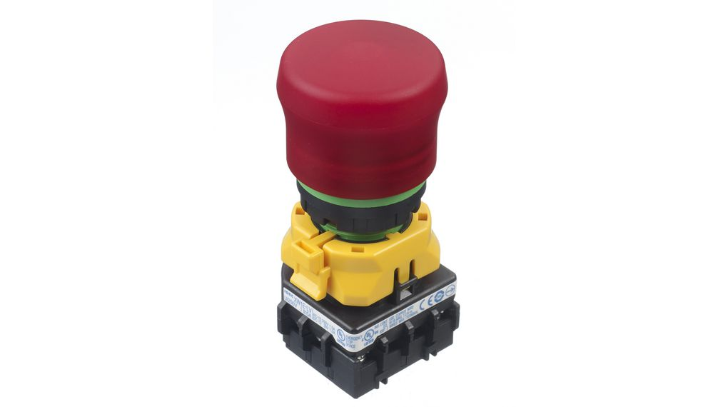 Buy Emergency Stop Switch, 3NC+1NO, IP65