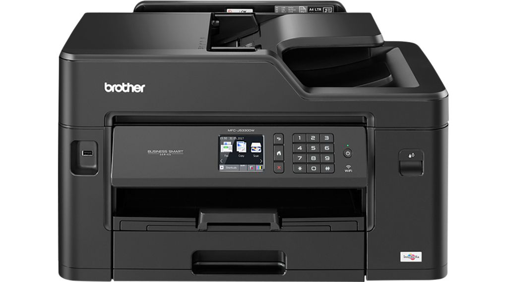 MFCJ5330DWC1 | Brother All-In-One Inkjet Printer, 4800 x 1200 dpi, 20  Pages/min., A3 | Distrelec Export Shop