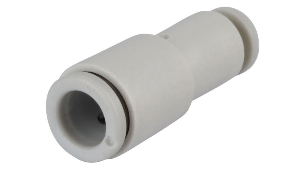 SMC KQ2H04-06A One Touch Straight Fitting for Different Diameter White