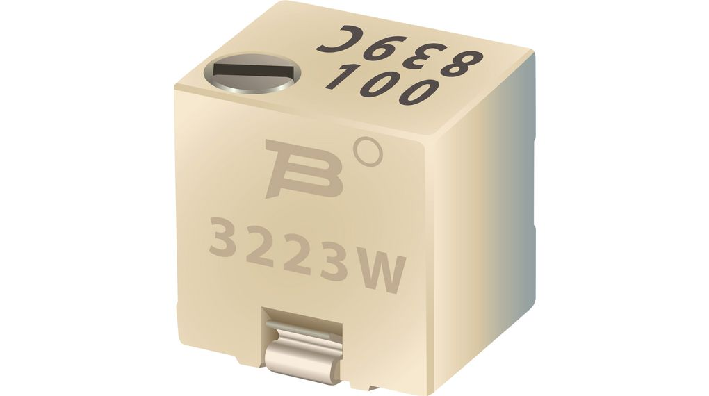 Buy Trimmer Potentiometer 50 kOhm 125 mW