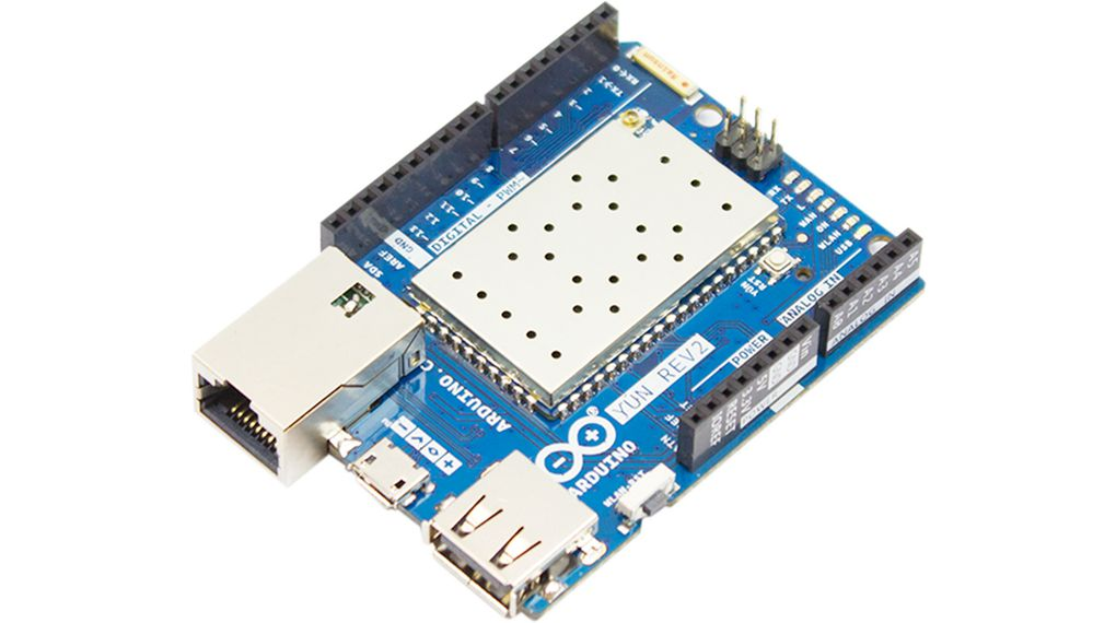 Buy Arduino Yun Rev2 64MB 16MB 5V Flash