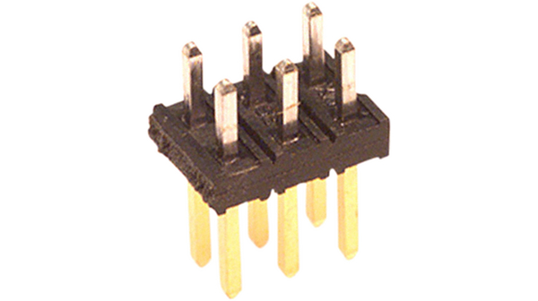 2 mm Pack of 75 Board-To-Board Connector 6 Contacts Milli-Grid 87758 Series Header 87758-0616 87758-0616 Through Hole 2 Rows
