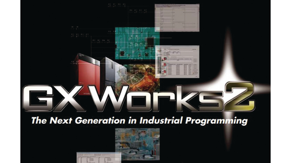 Programming Software Gx Works 2