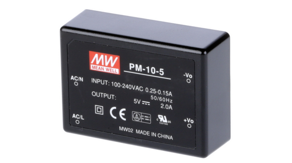 Buy Switching power supply 10 W 1 output