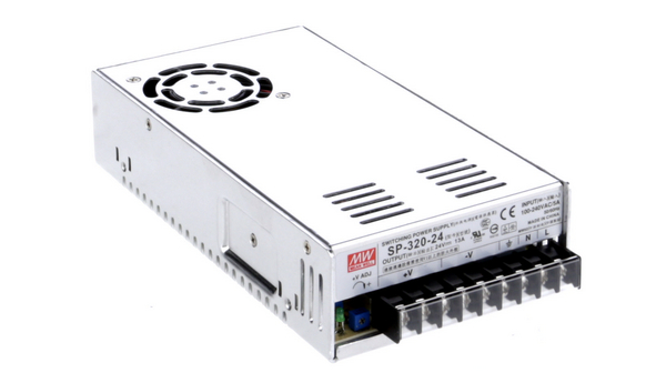 Mean Well SP-320-24 AC to DC Power Supply 24V13A 312W with thermo Sensor