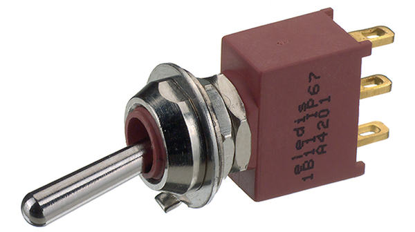 Buy Toggle switch On-On 2P