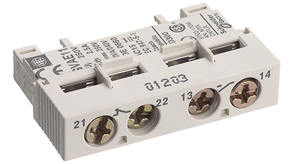 Auxiliary Switch 1NO + 1NC