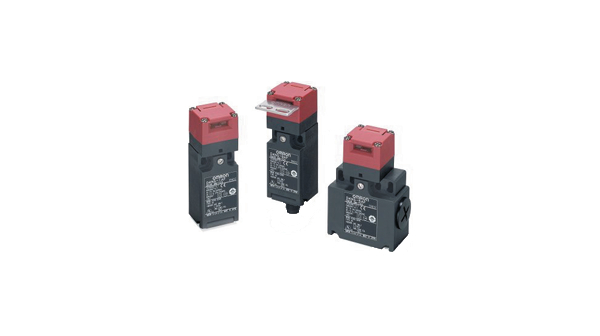 Buy Safety Door Switch  sc 1 st  Distrelec & Buy Safety Door Switch Omron Industrial Automation D4NS-4BF ...