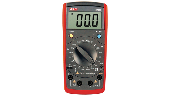 Buy Inductance Capacitance Meter, Handheld,
