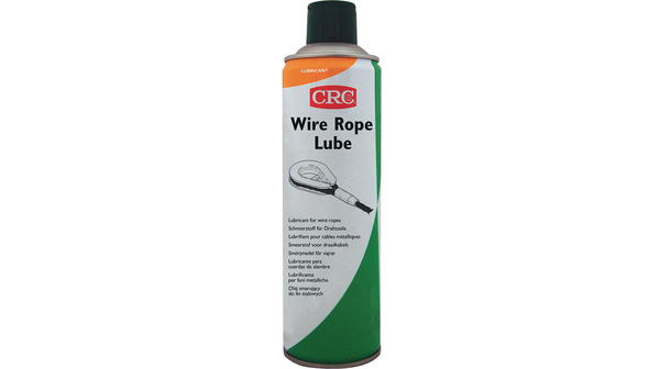 WIRE ROPE LUBE 500ML Wire Rope Lube Spray 500 ml CRC