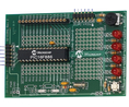 Buy PICkit 28-Pin Demo Board PC Hosted Mode PIC16F886, PIC16F1938 and PIC18F26K22
