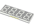 Buy 7-segment LED-display yellow/green 10 mm SMD