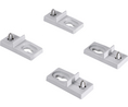 Buy Plastic Wall Mounting Lugs Set, Adds 10 mm between wall and cabinet