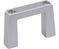 Buy Equipment handle 102 mm x 8 mm x 40 mm, 750 N 102mm Aluminium Alloy Natural Anodised