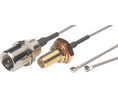 Buy AMC cable 0.05 m 50 Ohm, 6 GHz, Female, AMC
