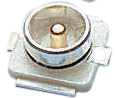 Buy AMC cable connector, straight, SMD 50 Ohm, 6 GHz, Male, AMC