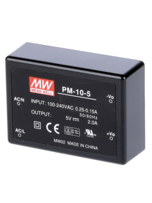 Switching power supply 10 W 1 output Buy {0}