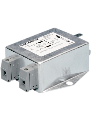 FMEB 5500.2225,Mains filter 1-phase 15A 80VDC