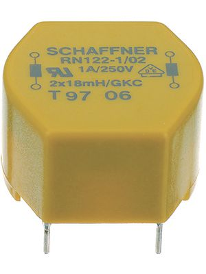 RN122-4/02,Inductor/radial 3.3mH (2x) 4A (2x)