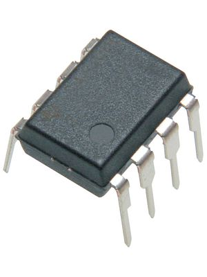LT1124CN8#PBF,Operational Amplifier Dual 12.5MHz DIL-8
