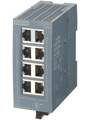 Industrial Ethernet Switch 8x 10/100 RJ45 IP20 Buy {0}