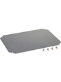 Mounting Plate, Galvanised Steel, For sizes 400x300x150/210 Buy {0}