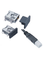Accessories for Audio / Video and Computer Connectors