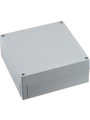 Enclosure Polycarbonate, Grey cover, Low base, 180 x 35 x 130 mm Buy {0}
