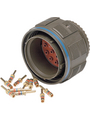 D38999/26WD97SN,Cable socket 15-97 12P