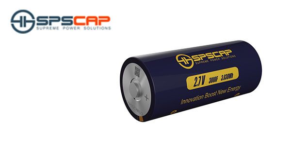 SCE & SCP Series of Super Capacitors by SPSCAP